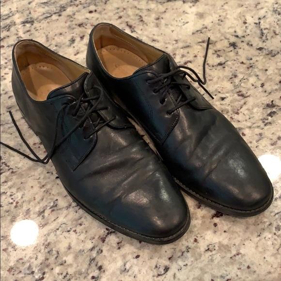 Cole Haan Black Mens Dress Shoes